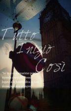 Tutto Iniziò Così (#WATTYS2016) Zayn & Preston [In Revisione] by Italiangirl2000
