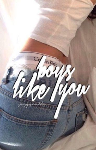 boys like you ♡ alston