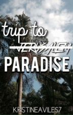 Trip to Paradise by KristineAviles7