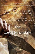 O Herondale Perdido - Cassandra Clare by unicornshoney-g