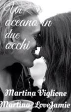 Un oceano in due occhi || Jamie Campbell Bower e Lily Collins by Martina_LoveJamie