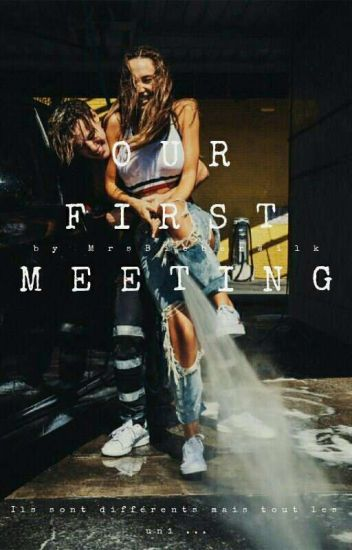 Our first meeting //Cameron Dallas//