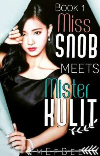 [BOOK 1] Ms. Snob meets Mr. Kulit?! (MSMMK)