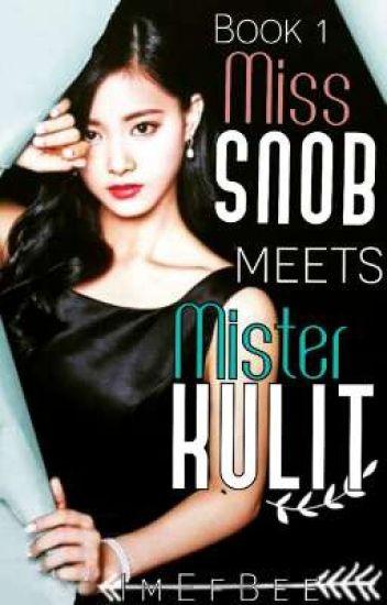 [BOOK 1] Ms. Snob meets Mr. Kulit?! (MSMMK)
