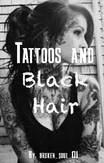 Tattoos And Black Hair