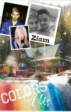Colors Of Us . Ziam by SaraTarroni