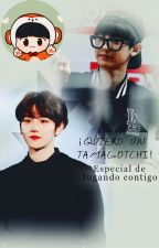 ¡Quiero un tamagotchi! {ChanBaek/BaekYeol} by Emiita13
