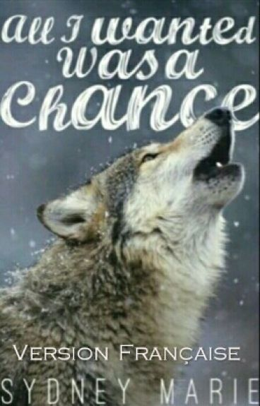 All I Wanted Was A Chance || VF