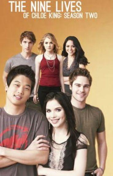 The Nine Lives of Chloe King: Season Two - ☁︎ - Wattpad