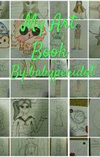 My Art Book by babyperidot