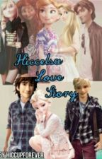 Hiccelsa Love Story by GalaxyPenguins77