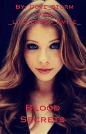 Blood Secrets by hollylops