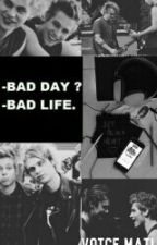Voice Mail || Muke by llops_bc