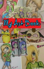 My Art book by James_Daughter