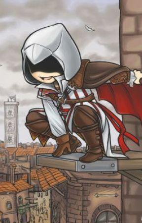 Book Of Ezio Auditore Da Firenze One Shots Self Control