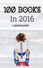 100 books in 2016 by lukeismyidiot
