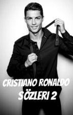 Cristiano Ronaldo Sözleri 2 by MadridistaR