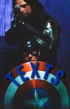 TEXTS ↝ Stucky by mcrningstar