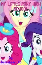 My little pony : high school edition by Scarebear_20