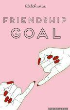 friendship goal  C.H. by littlehania