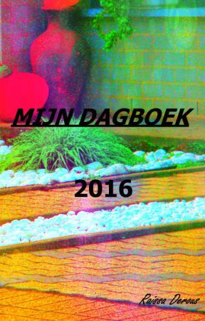 Dagboek 2016 by Raissa1988