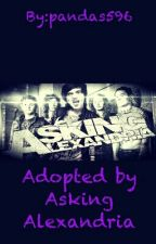 Adopted by Asking Alexandria by pandas596