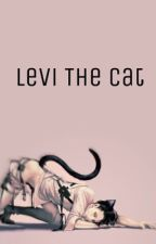 Levi The Cat by erenmaybe