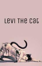 Levi The Cat by KawaiiRIREN