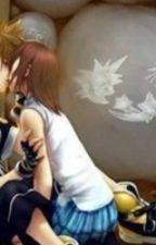 Blade To My Heart (SoraxKairi) by Razorbladeangel