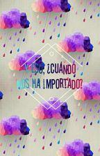 Y Eso, ¿Cuando Nos Ha Importado? • Sirius Black •  by TalyTells