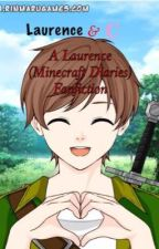 Laurence and C: A Laurence (Minecraft Diaries) Fan Fiction by NotEvenGigi