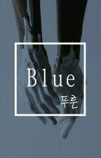 Blue °jihope° [ON HOLD] by noyesnu