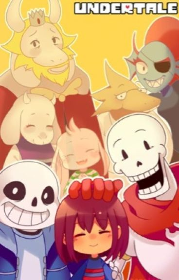 Undertale Oneshots! (Currently On Hold Because Of Writers Block)