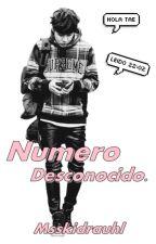 """""""Numero Desconocido"""" -Vhope (Pausada) by MssKidrauhl"""
