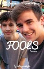 fools •tronnor• by cabeyoalright