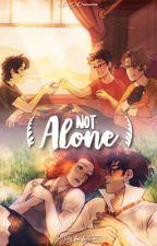 Not Alone by FiorDiPrimavera