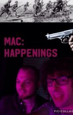 MagicAnimalClub: Happenings by Amy-is-me