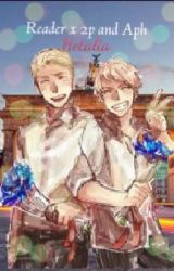 Readerx2p! And Aph Hetalia Characters by Lexie_May_