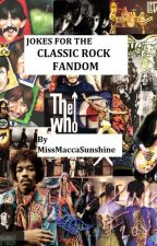 Jokes for The Classic Rock Fandom by datgurlmacs