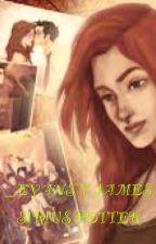 ____ Evans y James Sirius Potter by Fiorella77Freisy
