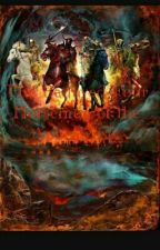 The Betrayed Four Horsemen of the Apocalypse (Evil Percy)   by DeathToForgiveness