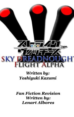 Sky Dreadnought: Flight Alpha by len_epi777