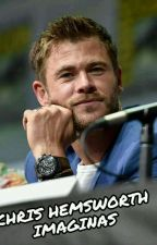 Chris Hemsworth Imaginas by Evxns_Sloxn