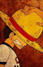 Dotrzymana obietnica [One Piece fanfiction] by KokutoYoru