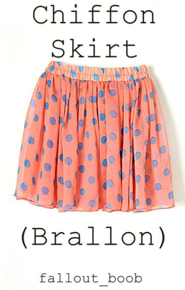 Chiffon Skirt (Brallon)