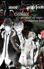 Amor sangriento, el desenlace [5ºtemporada]Yaoi, Gay by Vampire-Lovers