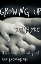Growing Up: Sequel to Secret Existence by kc1997kc