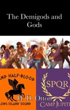 The Demigods And Gods by HDOtton