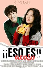 ¡¡Eso Es Acoso!! /•/EXO Kai/•/ by Kimuwu