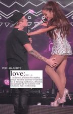LOVE || Jariana by jblarryb